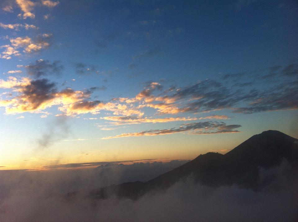 Vulkanbesteigung Gunung Batur