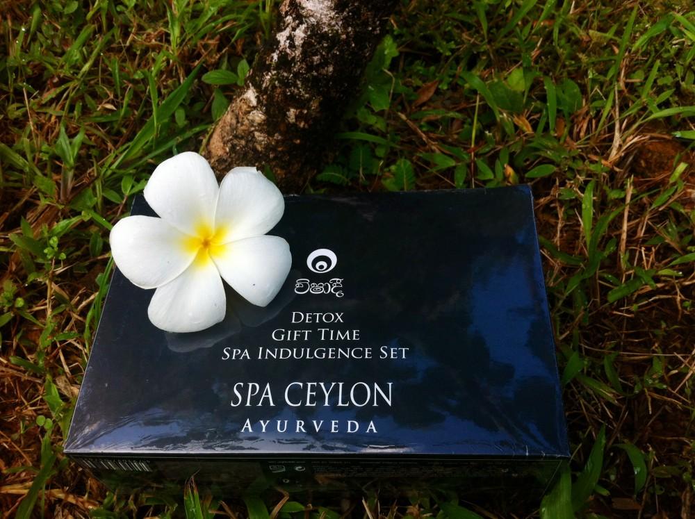 Spa Ceylon-Gewinnspiel