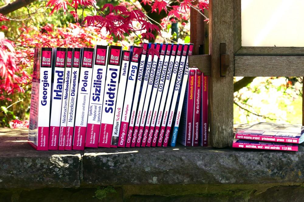 Gewinnspiel Reiseführer Reise Know-How Verlag